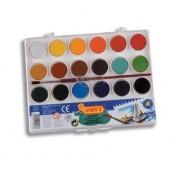 Farby akwarelowe JOVI 18 kolorów  800 / 18