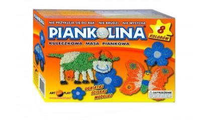 Piankolina ART AND PLAY kpl. 8kol. 10 001 008
