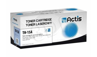 ACTIS Toner HP C7115A Black (1000/1200/3300) 2,5K NEW