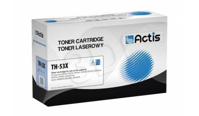 ACTIS Toner HP Q7553X Black (LJ2015) NEW