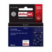 Active Jet Tusz HP CH563EE No.301XL Black (DJ1000 / 2000 / 3050) 20ml REG