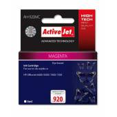 Active Jet Tusz HP CD973AE No.920XL magenta CHIP (OJ6000 / 6500 / 7000) 12ml.