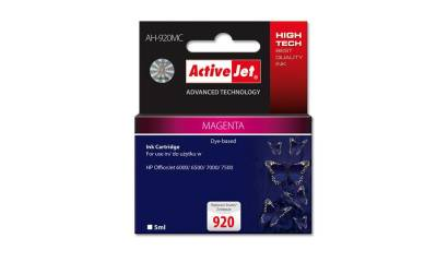 Active Jet Tusz HP CD973AE No.920XL magenta CHIP (OJ6000/6500/7000) 12ml.