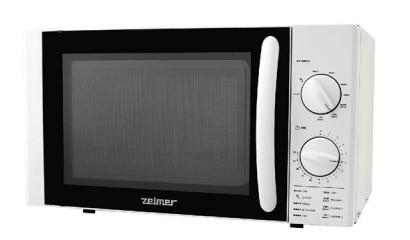Kuchenka mikrofalowa ZELMER 29Z020 biała