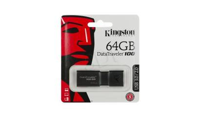 Pamięć USB KINGSTON Flash Drive DT-100 64GB