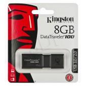 Pamięć USB KINGSTON Flash Drive DT-100 8GB