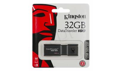 Pamięć USB KINGSTON Flash Drive DT-100 32GB