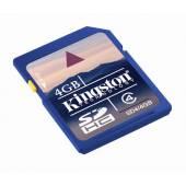 Karta pamięci Kingston SDHC SD4 32GB