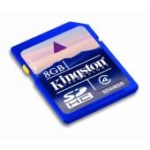 Karta pamięci Kingston SDHC SD4 8GB