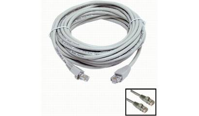 Kabel PatchCable UTP 5e 3m szary
