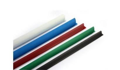 Grzbiet wsuwany ARGO Standard 15mm czerwony (50szt)