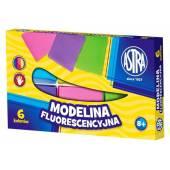 Modelina ASTRA 6 kolorówfluo.83911902