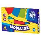 Modelina ASTRA 6 kolorów 83911901