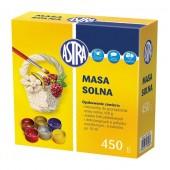 Masa solna ASTRA 0.45kg + kpl. 6 farb 324109001