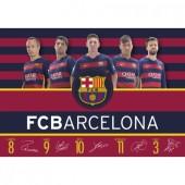 Podkładka na biurko ASTRA FC Barca Fan4 FC-119 708016022