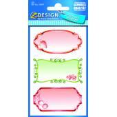 Naklejki papierowe na przetwory AVERY 59897