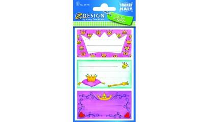 Nakeljki na zeszyty - księżniczka AVERY 59198