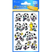 Naklejki papierowe - football 1 AVERY 53392