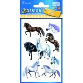 Naklejki - konie AVERY 53692