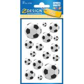 Naklejki Z-Design - football