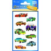 Naklejki - samochody AVERY 53882