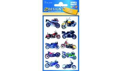 Naklejki folia 3D - motocykle  AVERY 53750