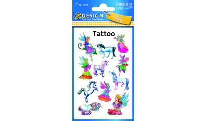 Tatuaże - elfy AVERY 56390