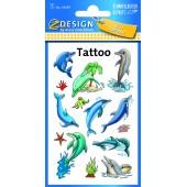 Tatuaże - delfiny AVERY 56439