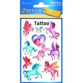 Tatuaże - jednorożce AVERY 56669