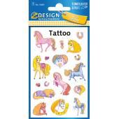 Tatuaże Z-Design - kucyki