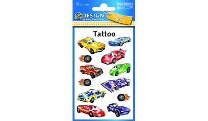 Tatuaże - samochody AVERY 56685