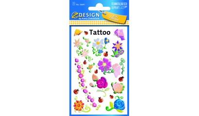 Tatuaże - kwiaty AVERY 56691