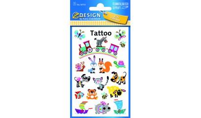 Tatuaże - zwierzęta AVERY 56733