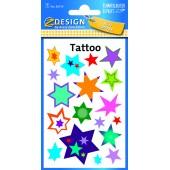 Tatuaże - gwiazdki  AVERY 56734