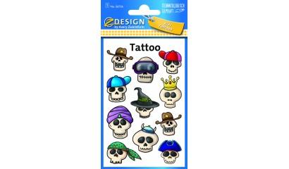 Tatuaże - czaszki AVERY 56736
