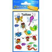 Tatuaże - owady AVERY 56737