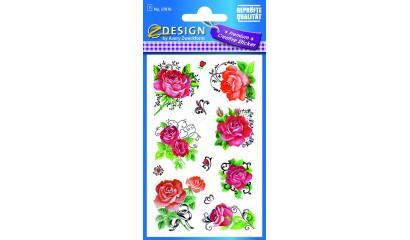 Naklejki - róże AVERY 57876