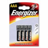 Bateria ENERGIZER alkaliczna LR03 AAA 1,5V (4szt)
