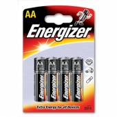 Bateria ENERGIZER alkaliczna LR06 AA 1,5V (4szt) EN-246599