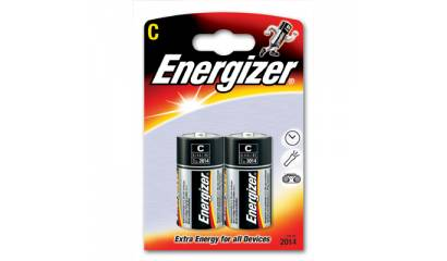 Bateria ENERGIZER alkaliczna LR14 C 1,5V (2szt)
