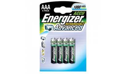 Bateria akumulator ENERGIZER HR03 AAA 850mAh (4szt)