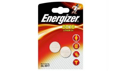 Bateria specjalistyczna ENERGIZER CR2016 3V (2szt)