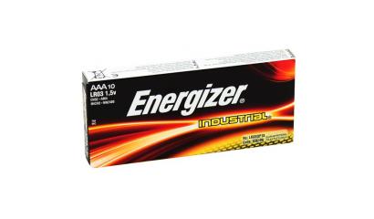 Bateria alkaliczna ENERGIZER INDUSTRIAL LR03 AAA 1,5V (10szt)