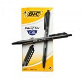 Długopis BIC Round Stic Clic czarny 926377