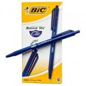 Długopis BIC Round Stic Clic niebieski 926376