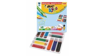Kredki ołówkowe BIC Kids Evolution Triangle 12kol (144szt) 8412091