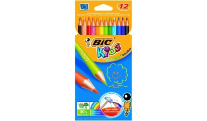 Kredki ołówkowe BIC Kids Evolution 12kol. 829029