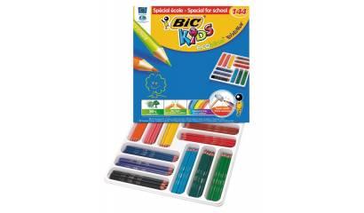 Kredki ołówkowe BIC Kids Evolution 12kol. (144szt) 887830