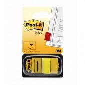 Zakładki indeksujące 3M 680-5 żółte 25,4x43,2