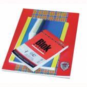 Blok biurowy INTERDRUK A4 100k kratka